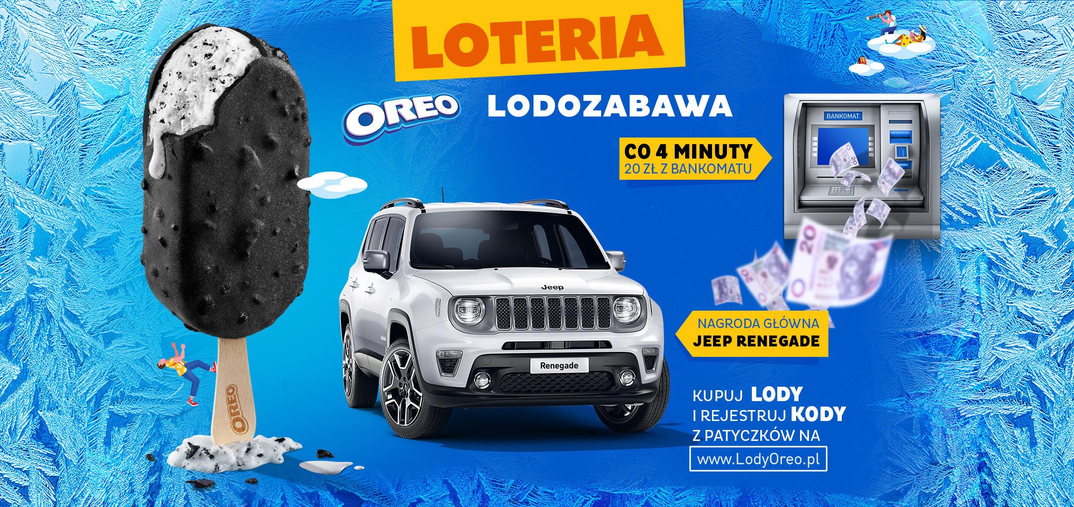 Loteria Oreo i Milka